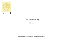 The Wounding