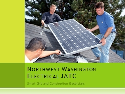 Smart Grid and Construction Electricians