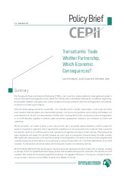 Summary The Transatlantic Trade and Investment Partnership TTIP is much more than another preferential trade agreement project it aims to link the worlds two biggest economic entities