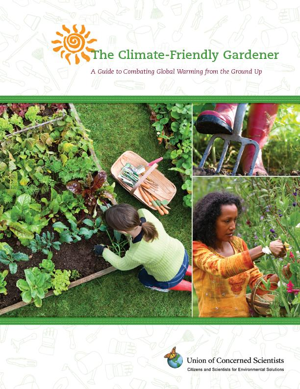 The Climate-Friendly Gardener