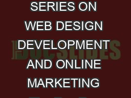 ECOMMERCE PPC STRATEGIES WAKEFLYS THOUGHT LEADERSHIP SERIES ON WEB DESIGN DEVELOPMENT AND ONLINE MARKETING The Pay Per Click PPC landscape for most online retailers continues to become more competiti
