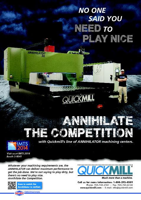 ANNIHILATOR can deliver maximum performance to get the job done. We&#1