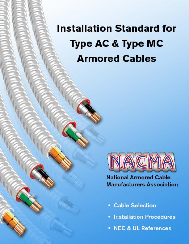 Standard for Installing Armored Cable (AC) and Metal-Clad Cable (MC) PowerPoint PPT Presentation
