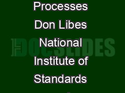 expect Scripts for Controlling Interactive Processes Don Libes National Institute of Standards and Technology libescme