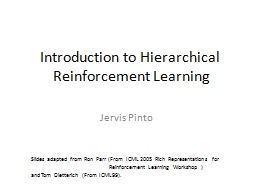 Introduction to Hierarchical PowerPoint PPT Presentation