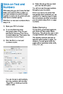 Getting Started with Quite Imposing  or Quite Imposing Plus  GETTING HELP To get PDF document - DocSlides