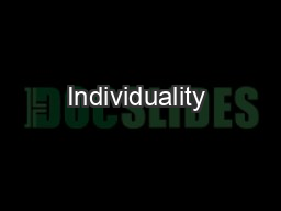 Individuality & Conformity Unit Vocabulary Definitions