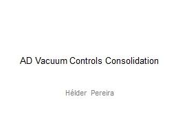AD Vacuum