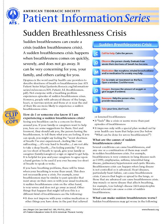 Dyspnea is the word used by health care providers to