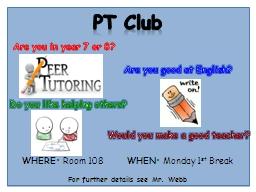 PT Club