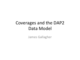 Coverages and the DAP2
