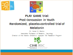 PLAY GAME trial: