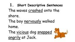 2. Conjunction sentences