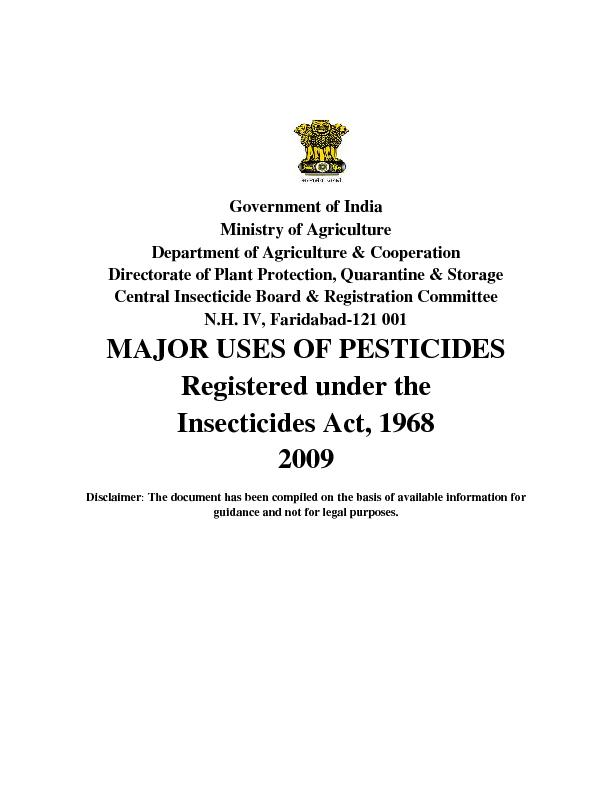 Government of India Ministry of Agriculture Department of Agriculture: http://www.docslides.com/yoshiko-marsland/supervised-agriculture-experience-sae