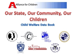 Our State, Our Community, Our Children PowerPoint PPT Presentation