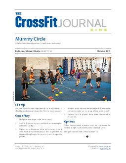 Copyright  2013 CrossFit, Inc. All Rights Reserved.CrossFit is a regis