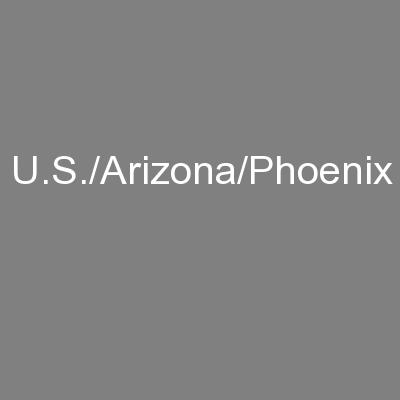 U.S./Arizona/Phoenix
