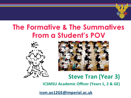 The Formative & The