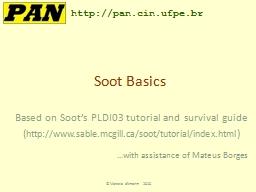 Soot Basics