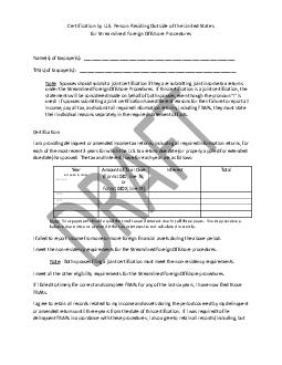 Signature of Taxpayer Date  Printed Name   Signature of Taxpayer if joint certification Date  Printed Name FOR ESTATES ONLY   Signature of Fiduciary Date  Title of Fiduciary e