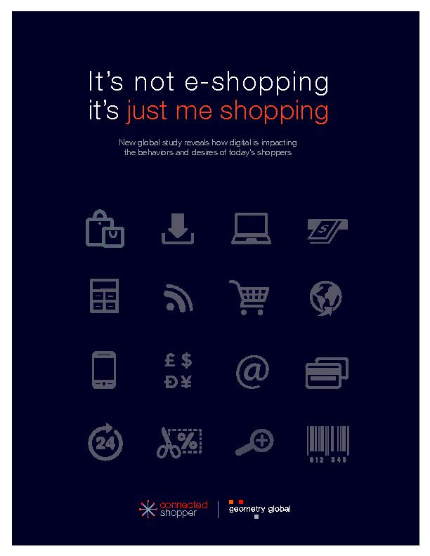 THE CONNECTED SHOPPER |