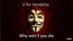 V for Vendetta PowerPoint PPT Presentation