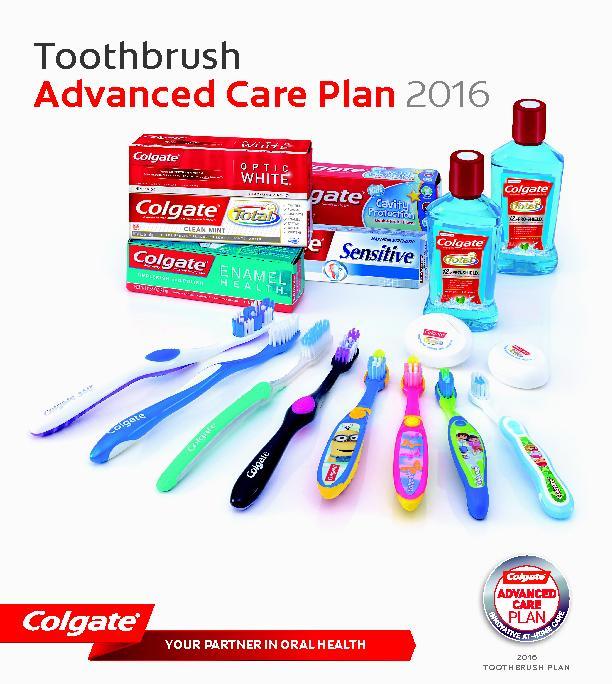 Toothbrush, Colgate