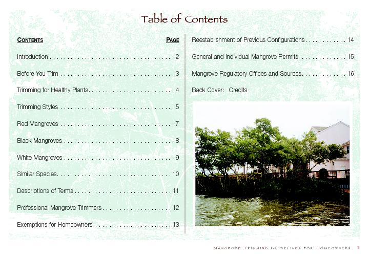 his booklet is intended to assist coastal property owners in identifyi