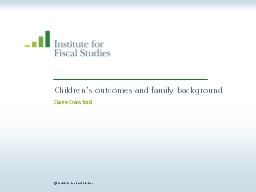 © Institute for Fiscal Studies