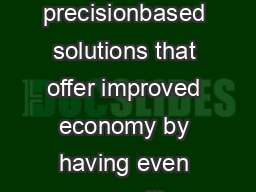 Manufacturing Today  Cutting tool companies are developing new precisionbased solutions that offer improved economy by having even more cutting edges per insert BY CHRISTER JNSSON n todays competitiv PowerPoint PPT Presentation