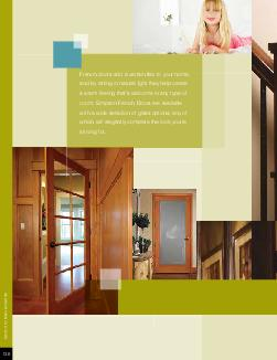 French doors add a certain air to your home and by letting in natural light they help create a warm feeling thats welcome in any type of room