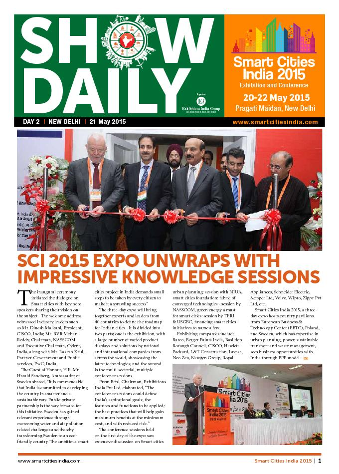 TH  KNOWLhe inaugural ceremony initiated the dialogue on Smart cities PowerPoint PPT Presentation