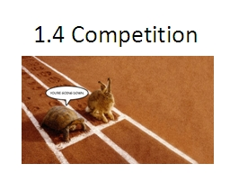 1.4 Competition PowerPoint PPT Presentation