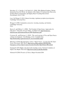 Open Research Online The Open Universitys repository of research publications and other research outputs A pedagogy of abundance Journal Article How to cite Weller Martin