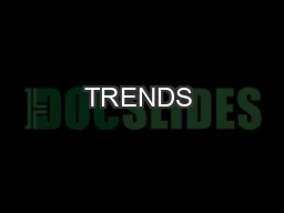 TRENDS & ISSUESin crime and criminal justice