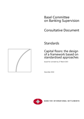 Basel Committee on Banking Supervisio Consultative Document Standards Capital f