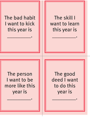 The bad habit I want to kick this year is