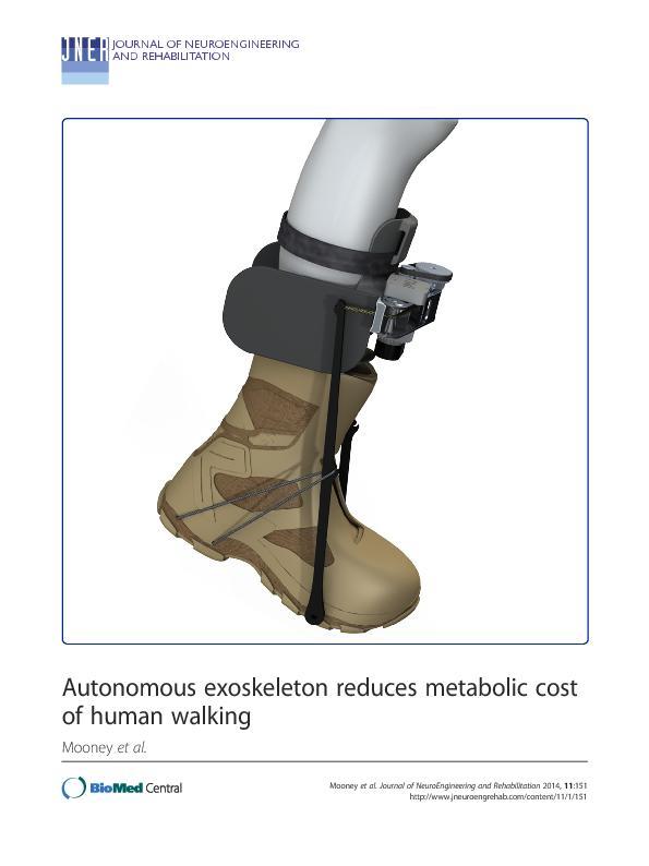 Autonomousexoskeletonreducesmetaboliccost