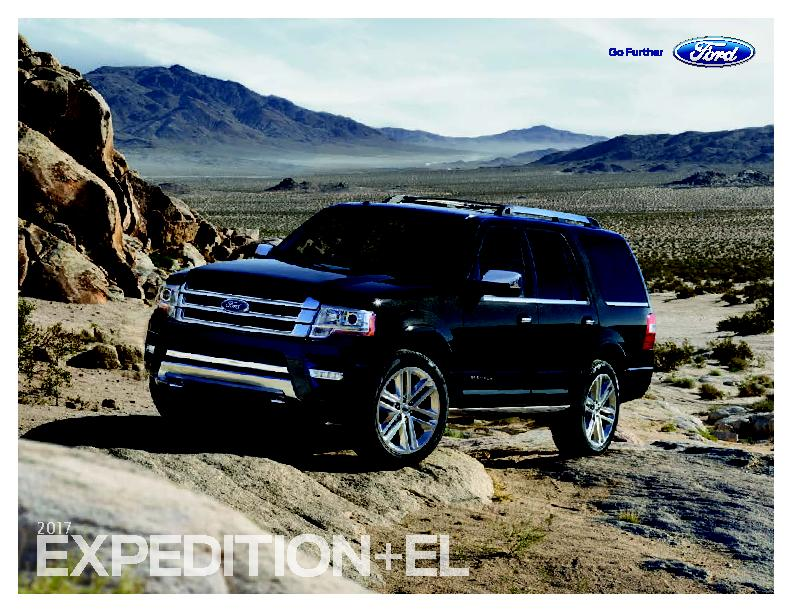 2017 Ford Expedition ford.comPlatinum in Shadow Black with available e PDF document - DocSlides