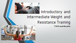 Introductory and Intermediate