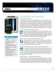 Crucial M Solid State Drive Do more