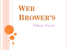 Web Brower's