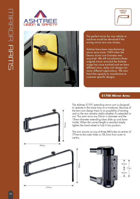 The perfect mirror for any vehicle orwrong mirror arm was chosen.mirro
