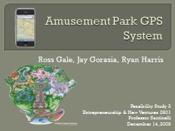 Amusement Park GPS System