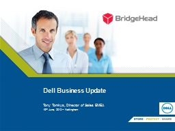 Dell Business Update