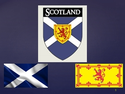 1 2 Scotland's national flag is thought to be the oldest