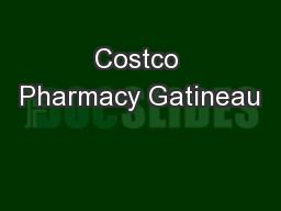 Costco Pharmacy Gatineau