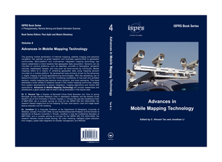 Advances in Mobile Mapping Technology Tao  Li Edited b