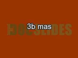 3b mas