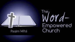 The Word of God is: PowerPoint PPT Presentation